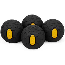 Helinox Vibram Ball Feet Set 4 stuks, black